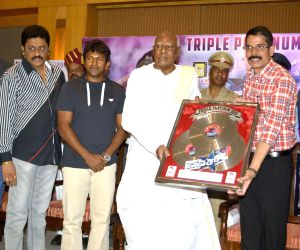 Bangalore: K Rosaiah launches CD of 'Power Star