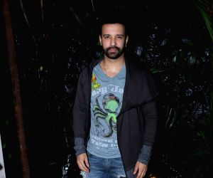 Pearl V Puri's birthday celebration - Aamir Ali