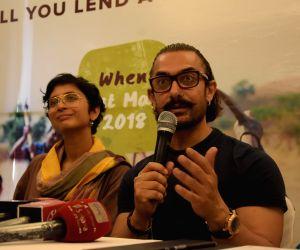Aamir Khan's press conference