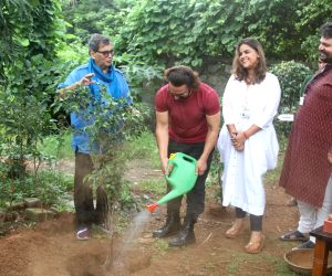 5th Veda Session at Whistling Woods International - Aamir Khan