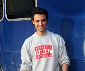 "Promotion of film ""Loveratri"" - Aayush Sharma"