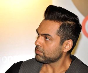 Actor Abhay Deol during Channel V panel discussion on Juvenile Justice Act before the launch of teen crime show Gumrah S4, in Mumbai, on Aug. 26, 2014. (Photo: IANS)