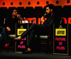 Jagran Cinema Summit - Abhishek Bachchan