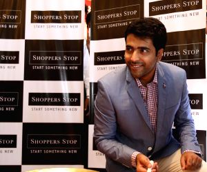 Abir Chatterjee during launch of a store