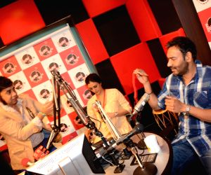 Promotion of film Drishyam
