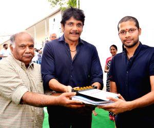 Akhil Akkineni's new Movie Launch
