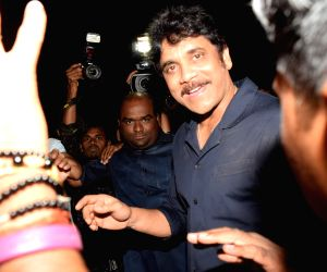 Nagarjuna set to enter 'Munnabhai...' territory