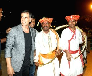 "Lokmat Maharastrian Of The Year award"" - Akshay Kumar"