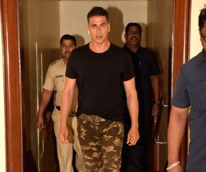 "Promotion of film ""Gold"" - Akshay Kumar"