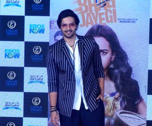 "Trailer launch of film ""Happy Phirr Bhag Jayegi"" -  Ali Fazal"