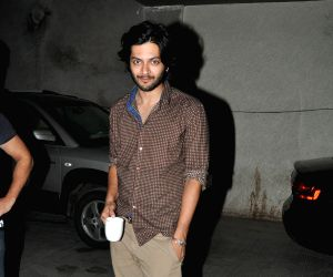 Screening of film Amit Sahni Ki List