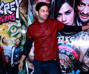 "Success party of film ""Fukrey Returns"" - Ali Fazal"