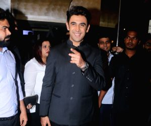 "Special screening of web series ""Breathe"" - Amit Sadh"