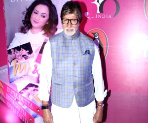 Launch of Divya Dutta's book Me & Ma