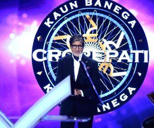 Big B records for 'Kaun Banega Crorepati' introduction