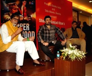 Launch of book Murder in Bollywood