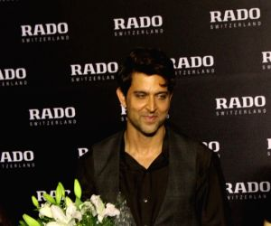 Hrithik Roshan unveils Rado Brown high-tech ceramic collection