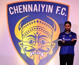 Abhishek Bachchan announces Chennaiyin FC team