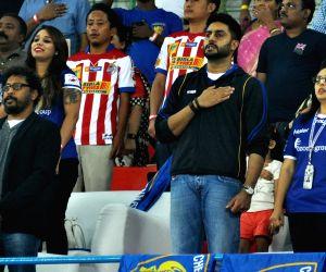 ISL - Chennaiyin FC vs Atletico de Kolkata