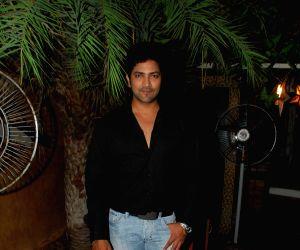 Success party of Marathi film Poshter Boyz