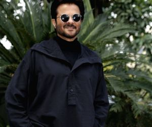 """Actor Anil Kapoor at the promotional interview of his upcoming film """"Total Dhamaal"""" in New Delhi, on Feb 18, 2019."""