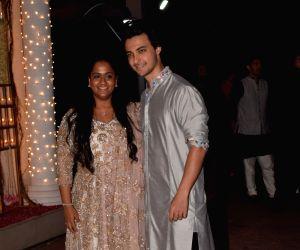 Shilpa Shetty's Diwali party