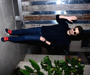 Anil Kapoor seen at Bandra
