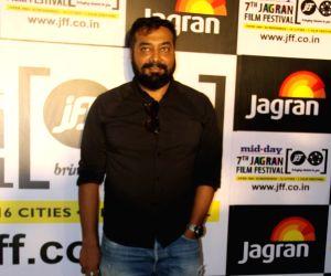 Anurag Kashyap at 7th Jagran Film Festival