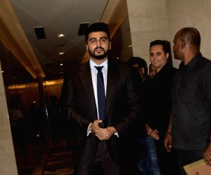 Actor Arjun Kapoor at the 68th anniversary celebration of Navbharat Times Utsav, 2018 in Mumbai on June 29, 2018.