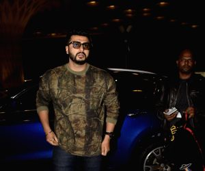 Arjun Kapoor leaves for Bangkok to attend IIFA Awards