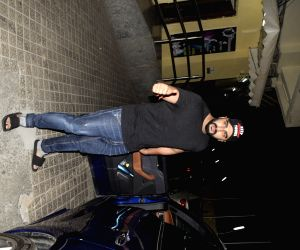 Arjun Kapoor seen at PVR Juhu