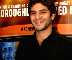 Actor Arjun Mathur at the special screening of film