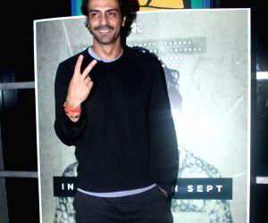 "Special screening of film ""Daddy""-Arjun Rampal"
