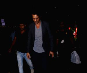 Arjun Rampal spotted at airport