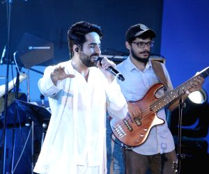 "Music concert of film ""Meri Pyaari Bindu"