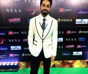 IIFA Awards 2018 - Ayushmann Khurrana