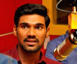Bellamkonda Sreenivas at Radio Mirchi