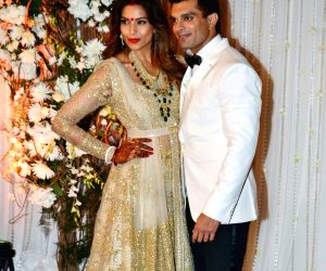 Celebs at wedding ceremony of Bipasha Basu and Karan Singh Grover