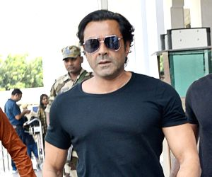 """Bobby Deol in Rajasthan for the shooting """"House Full 4"""