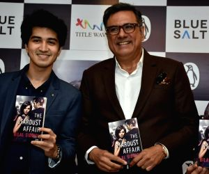 Boman Irani at a book launch