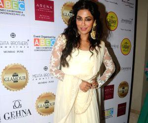 Chitrangada Singh inaugurates jewellery exhibition Glamour North Mumbai 2014