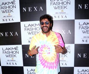 Lakme Fashion Week Winter/Festive 2019 - Chunky Pandey
