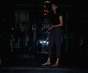 Ananya Pandey seen at Juhu club