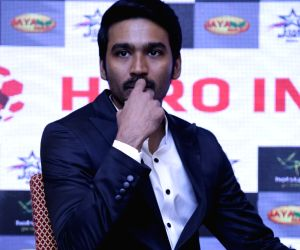 It's not a major injury: Dhanush
