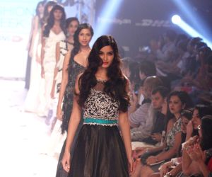 Lakme Fashion Week (LFW) Winter/ Festive 2014 - Rocky S