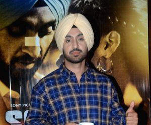 "Press conference of film ""Soorma"" -  Diljit Dosanjh"