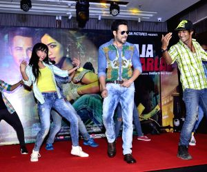 Launch of film Raja Natwarlal special dance track Flip Your Collar Back