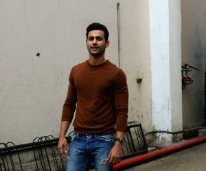 Freddy Daruwala seen at Mehboob Studio