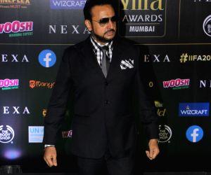 Actor Gulshan Grover at the Green Carpet of 20th IIFA Awards, in Mumbai on Sep 18, 2019.