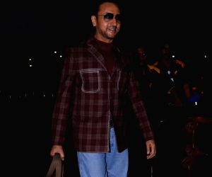 Gulshan Grover Rajput spotted at Airport